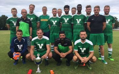 TuS Lüdersfeld gewinnt Samtgemeinde-Pokal